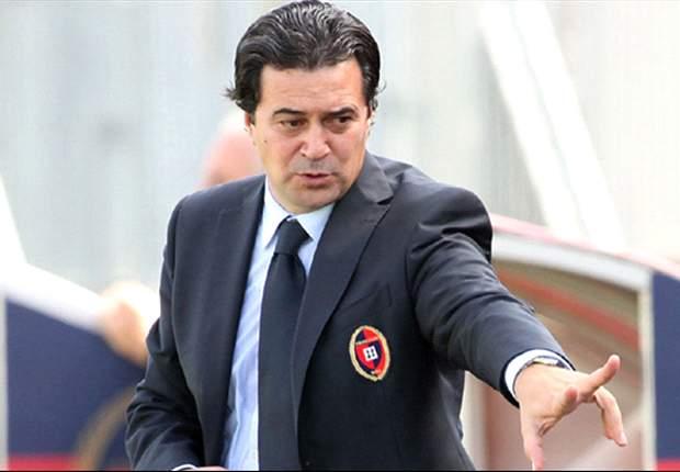 Ficcadenti continua ad essere in bilico a Cagliari, Lopez in pole per la panchina sarda