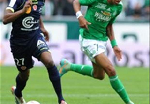 Ligue 1, ASSE - Aubameyang : « Logique »