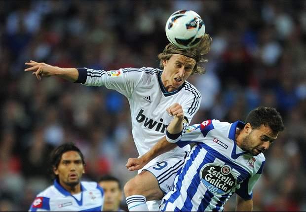 Luka Modric, Mesut Ozil y un Real Madrid más dinámico