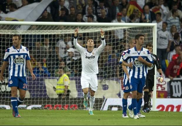 Cristiano Ronaldo infalible desde el punto de penalti