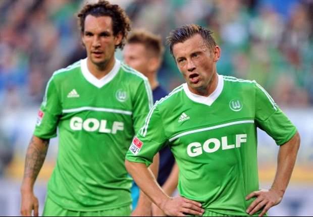 Wolfsburg: Olic zurück im Training