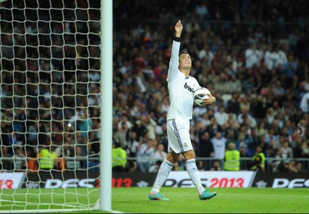 Ronaldo hits the heights as Real Madrid show they're ready for Barcelona