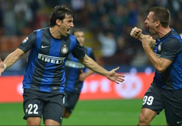 Inter 2-1 Fiorentina: Milito & Cassano earn Nerazzurri first home win