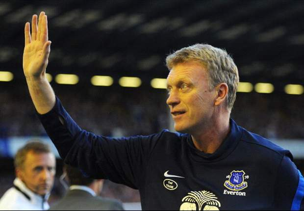 Moyes looking for inspiration from past displays to beat Manchester City