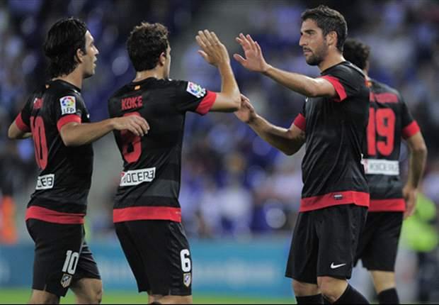 Atletico Madrid Tundukkan Getafe