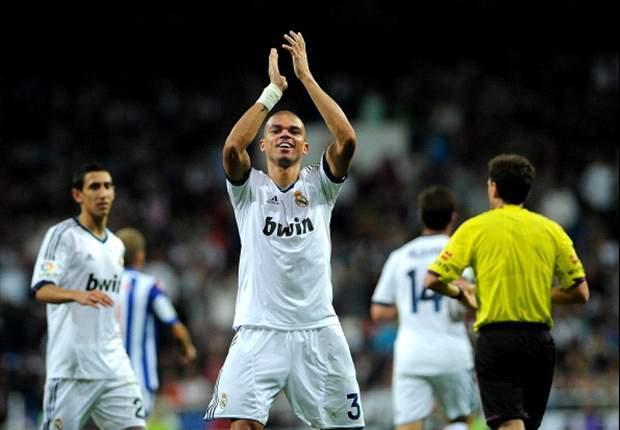 Pepe: Para eliminar al Barcelona tenemos que jugar como un equipo