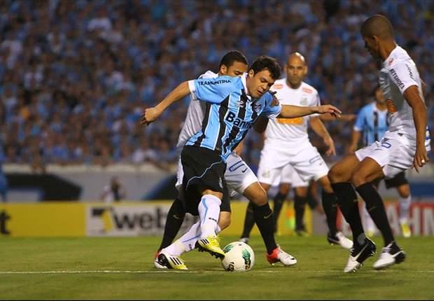 Elano, Kleber e Gilberto Silva jogam na Sul-Americana