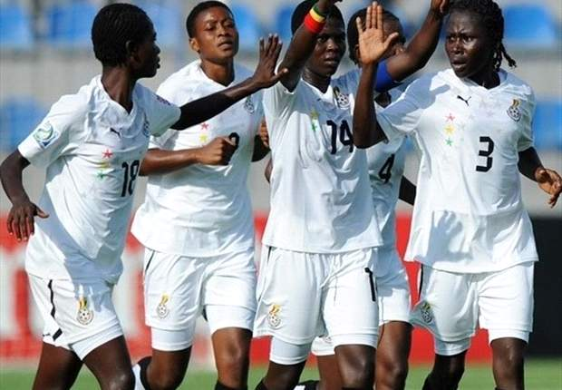 Ghana's Black Maidens nominated for Africa's female team of the year award