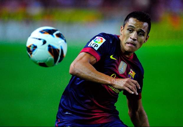 TEAM NEWS: Alexis and Pedro partner Messi in attack for Barcelona against Benfica