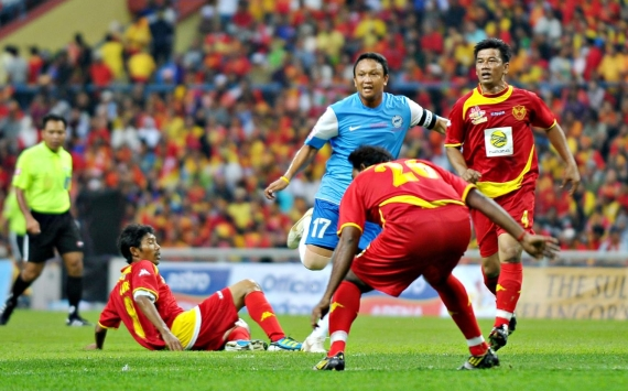 At the Gallery: Sultan of Selangor Cup 2012