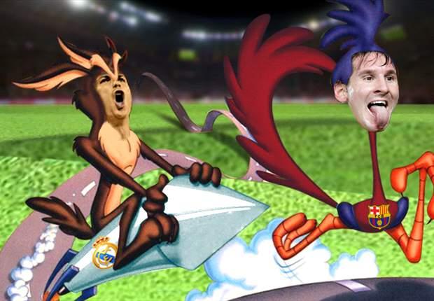 Cristiano Ronaldo vs Leo Messi: El Coyote contra el Correcaminos