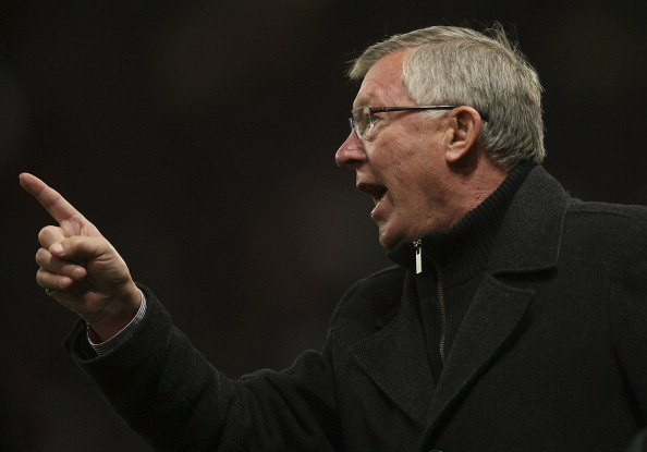 Sir Alex Ferguson's five best Champions League wins