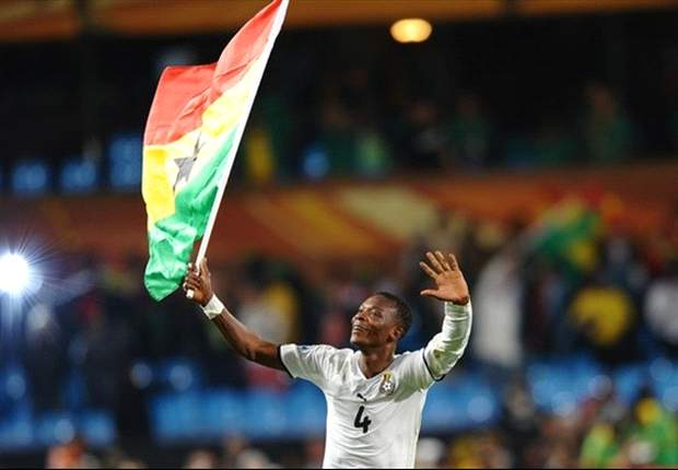 Paintsil: Every team wants to put up a fight against Ghana at 2013 Afcon