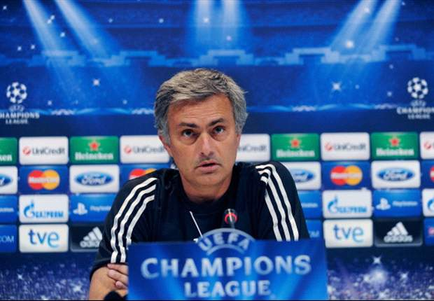 Mourinho: Real Madrid had total control of the game