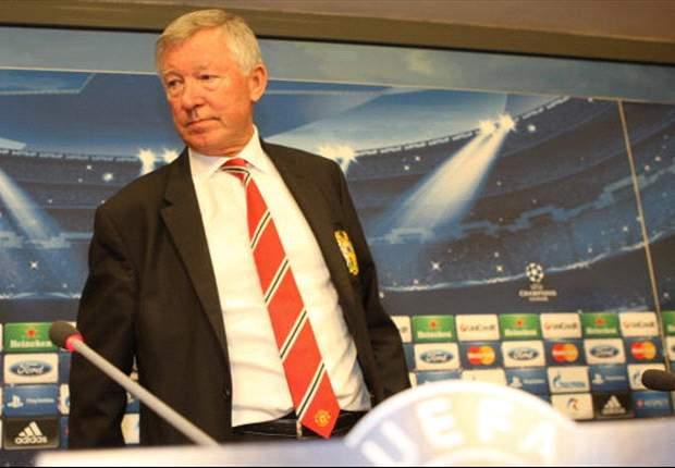ANG, Man United - Ferguson admire Van Persie