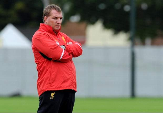 Improving on eighth would be a 'fantastic' season, claims Liverpool boss Rodgers