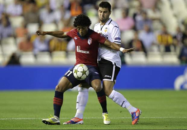 Valencia's Barragan: Away form is hurting us