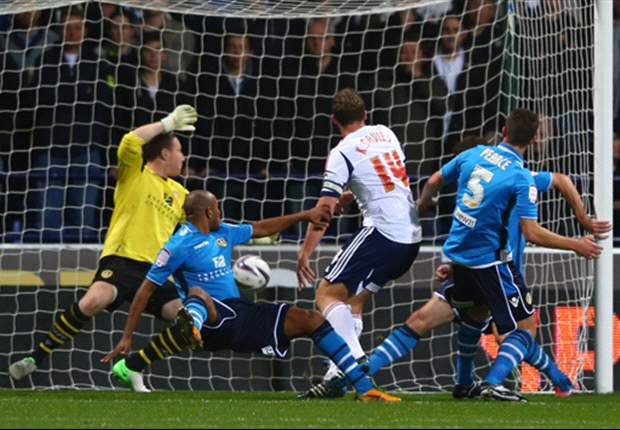 Bolton 2-2 Leeds: Kevin Davies the hero as Trotters battle back to draw