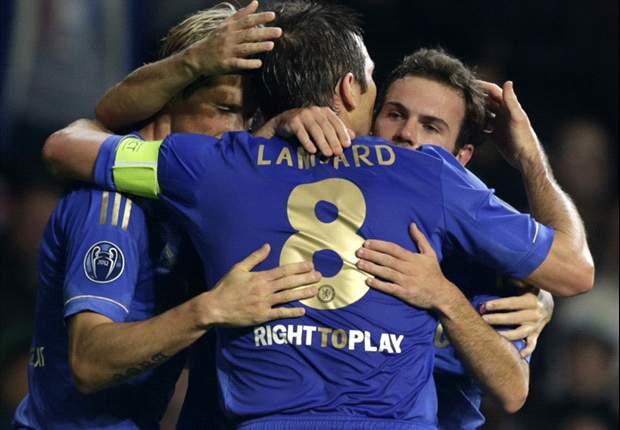 Frank Lampard: Sikap Pemain Chelsea Jadi Lebih Baik