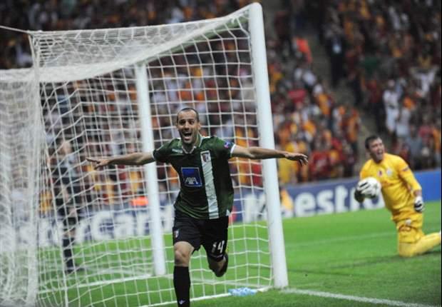 Galatasaray kalt erwischt – Sporting Braga mit dem dritten Sieg in der Türkei
