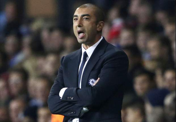 Di Matteo denies Chelsea players are out of control after Cole Twitter outburst
