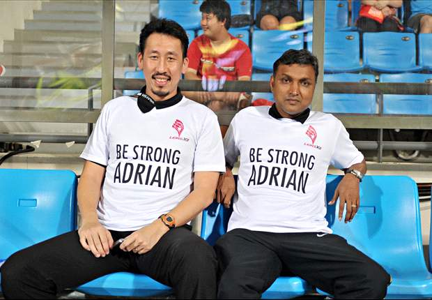 LionsXII's message of support for Adrian Dhanaraj