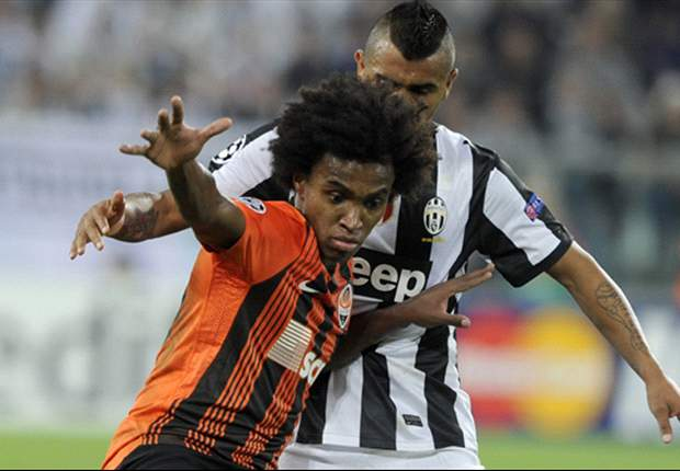 Juventus 1-1 Shakhtar Donetsk: Alex Texeira and Bonucci ensure spoils are shared in Group E