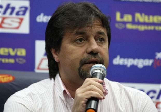 Caruso Lombardi: Pienso en el partido, no en el resultado