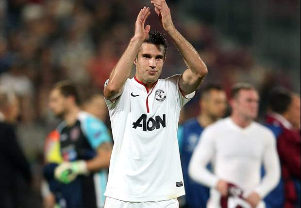 I've started well for Manchester United but I can still improve, insists Van Persie