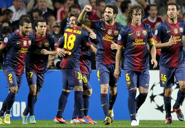 Lionel Messi, Alexis Sánchez y las claves de la victoria del Barcelona ante el Benfica (Análisis)