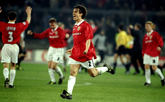 Image result for Manchester United 3 vs Juventus 2 (1999 Semifinal)