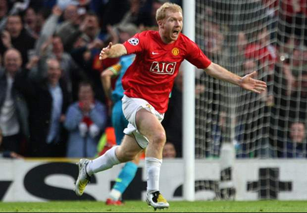 Michael Carrick: Paul Scholes Jenius