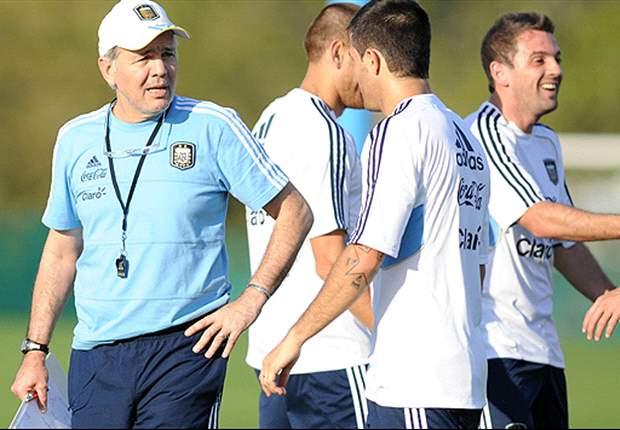 Alejandro Sabella: Si le pegan a Neymar es parte del juego