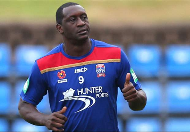 Newcastle Jets coach Gary Van Egmond plays coy, but confirms role for star signing Emile Heskey