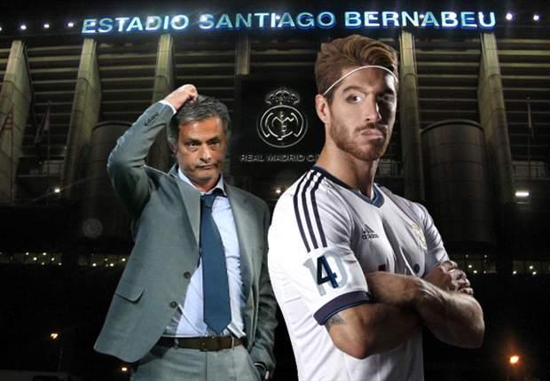 Jose Mourinho Enggan Komentari Jersey No.10 Sergio Ramos