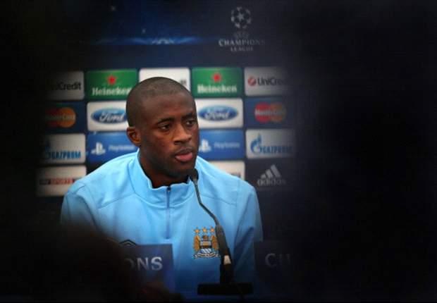 Yaya Touré, cara a cara con los directivos del Manchester City por la renovación
