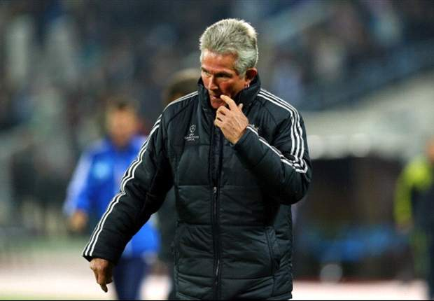 Heynckes 'very happy' despite Monchengladbach draw