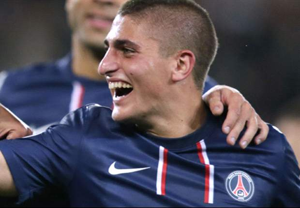 Verratti: No concern with Paris Saint-Germain's dip in form