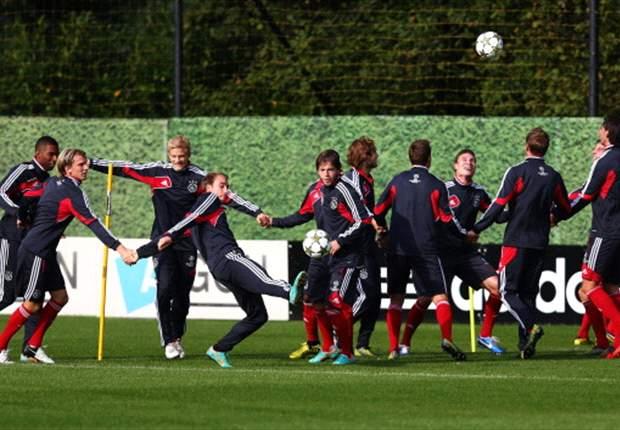 CL - Spel Ajax belangrijker dan resultaat