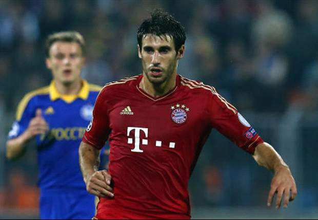 Javi Martinez: I never had any doubts over Bayern Munich move