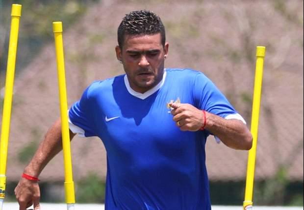 Cristian Gonzales Diminati Gresik United