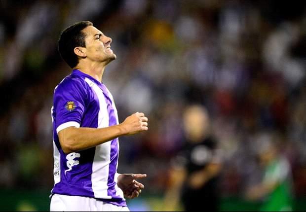 Valladolid 1-1 Valencia: Un empate con alegría para nadie