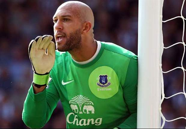 Everton will be fine without Moyes, insists Howard