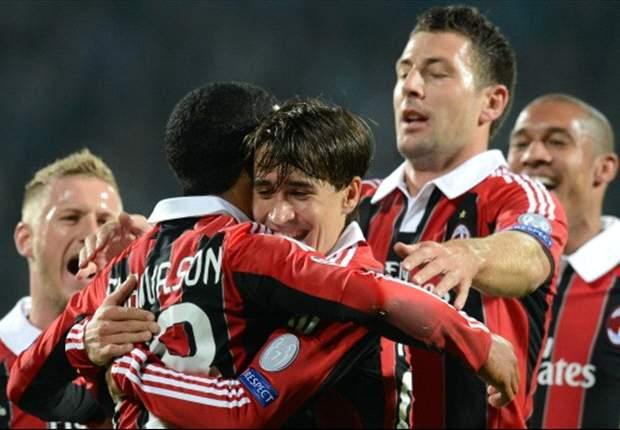 Zenit 2-3 AC Milan: Hulk hace sufrir a los 'rossoneri' para ganar
