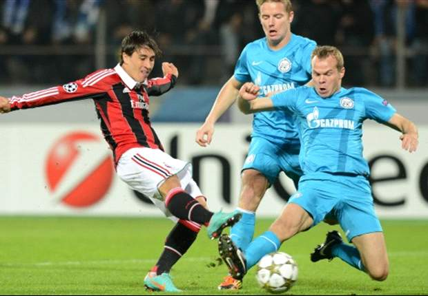 Zenit St Petersburg 2-3 AC Milan: Abbiati brilliance earns Rossoneri valuable Group C victory