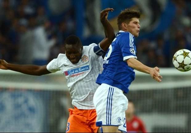 2:2! Schalke schenkt Sieg gegen Montpellier her - Draxler verletzt