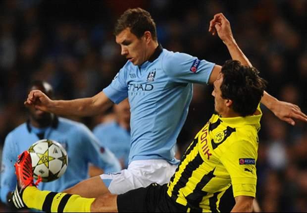 Dortmund met verzwakte elf tegen City