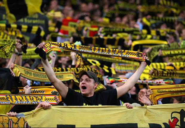 Borussia Dortmund Tak Ingin Fans Mereka Protes
