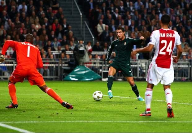 Real Madrid: Cristiano Ronaldo anota su segundo triplete consecutivo, esta vez frente al Ajax