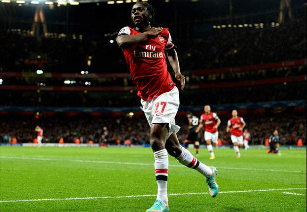 Gervinho set for Arsenal recall against Swansea